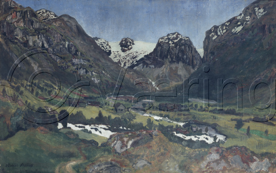 Nikolai Astrup (1880-1928), 