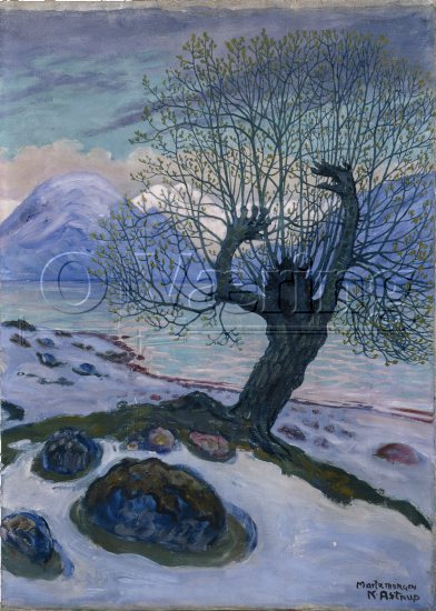 Nikolai Johannes Astrup (1880-1928),