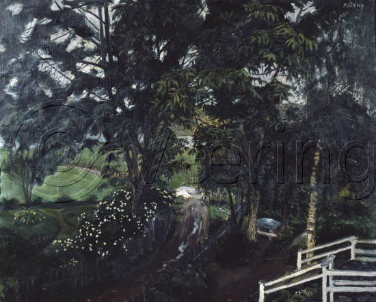 Artist: Nikolai Johannes Astrup (1880-1928),
