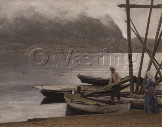 Erik Werenskiold (1855-1938)