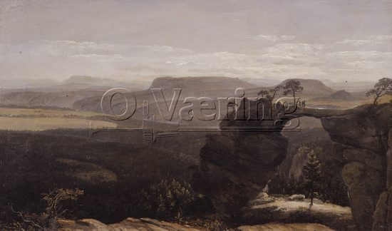 Johan Christian Dahl (1788-1857)