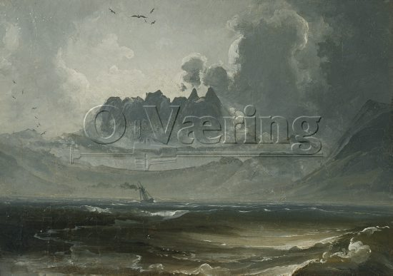 Peder Balke (1804-1887)