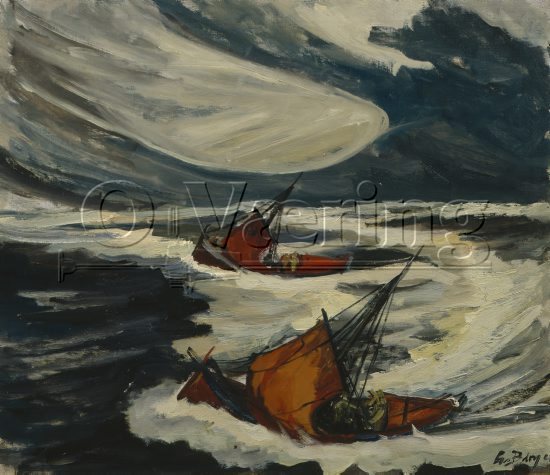 Einar Berger (1890-1961)