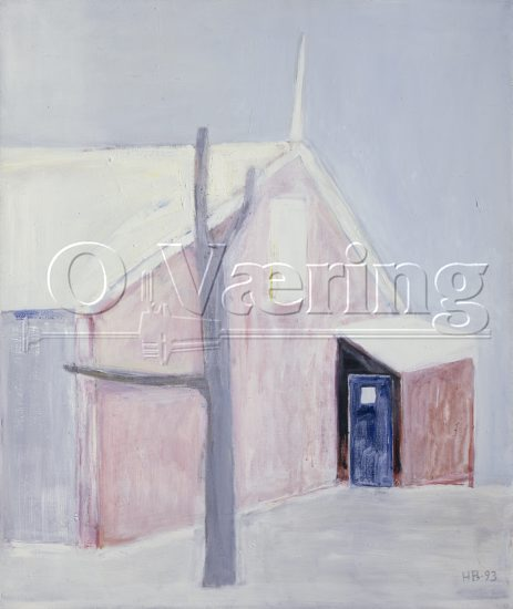 Hanne Borchgrevink (1951- )