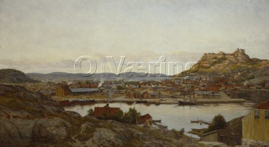 Artist: Arne Hjersing (1860-1926)