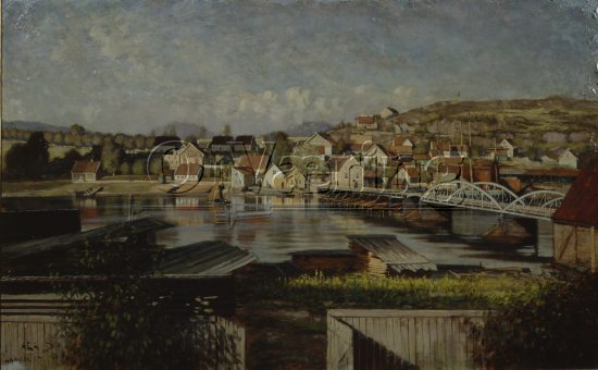 Artist: Alfred E. Andersen