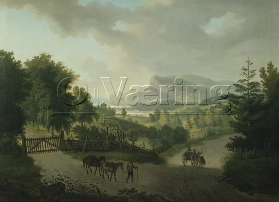 Artist: Carl Frederik Vogt (1781-1834)