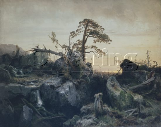 August Cappelen (1827-1852)