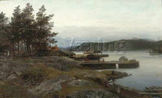 Johan Christian Dahl (1788-1857), 