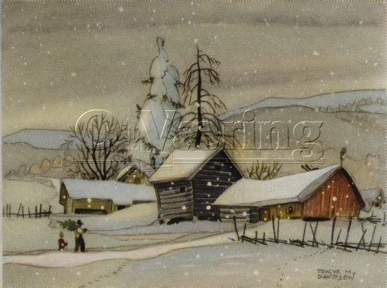 Trygve M Davidsen ( 1895-1978), 