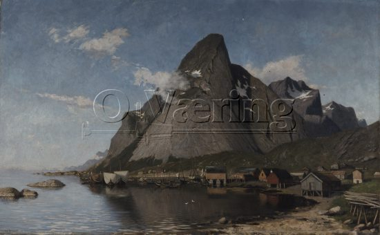 Artist: Johannes von Ditten (1848-1924)