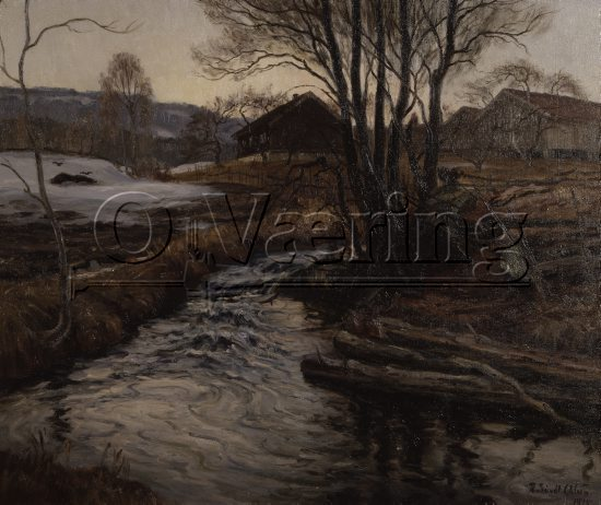Thoralv Sundt-Ohlsen (1884-1948)