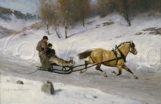 Axel Ender (1853-1920), 