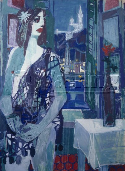 Else Hagen (1914-2010), 