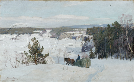 Nils Hansteen (1855-1912)