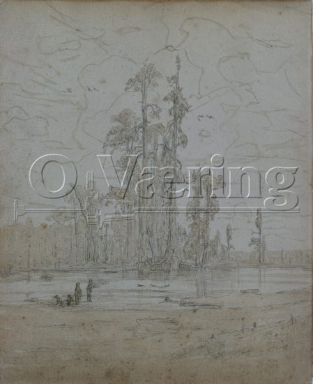 Lars Hertervig (1830-1902), 