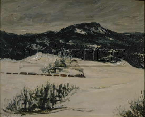 Harald Kihle (1905-1997), 