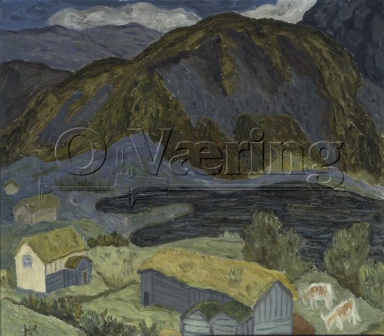 Harald Kihle (1905-1997)