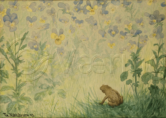 Theodor Kittelsen (1857-1914)