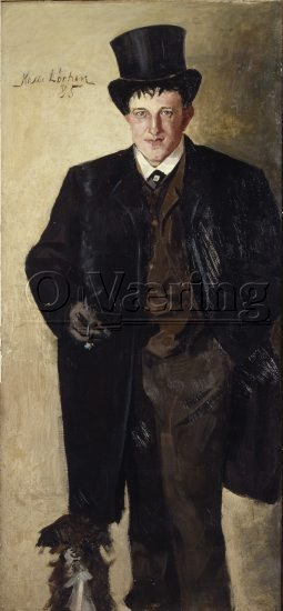 Kalle Løchen (1865-1893), 