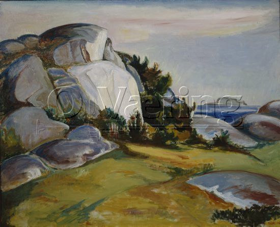 Hugo Louis Mohr (1889-1970)
