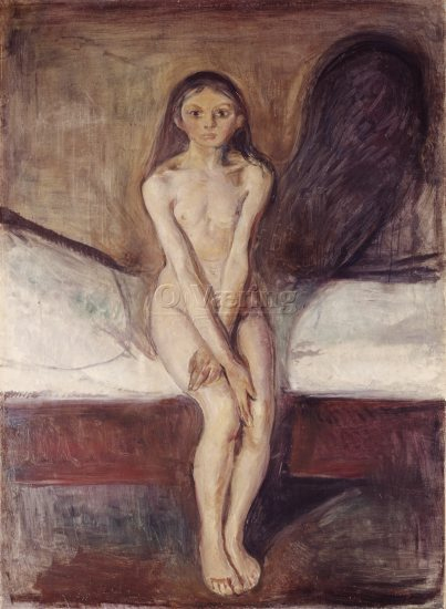 Artist: Edvard Munch (1863-1944)