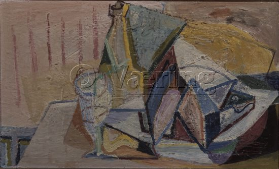 Artist: Aage Storstein (1900-1983)