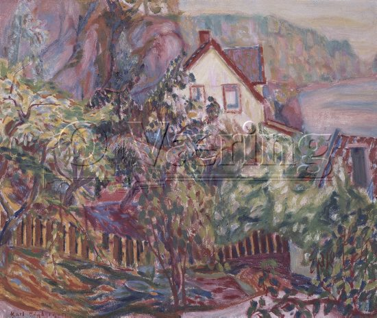 Aage Storstein (1900-1983)