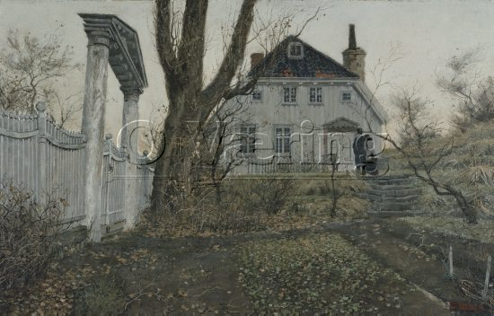 Frits Thaulow (1847-1906)