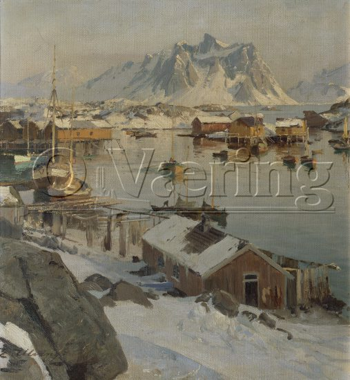Even Ulving (1863-1952)