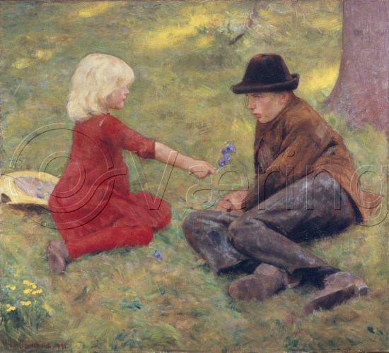 Erik Werenskiold (1855-1938), 